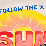 Follow the Sun T-Shirt - Villa Yasmine