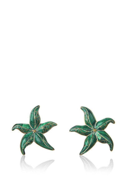 Starfish Earrings - Villa Yasmine