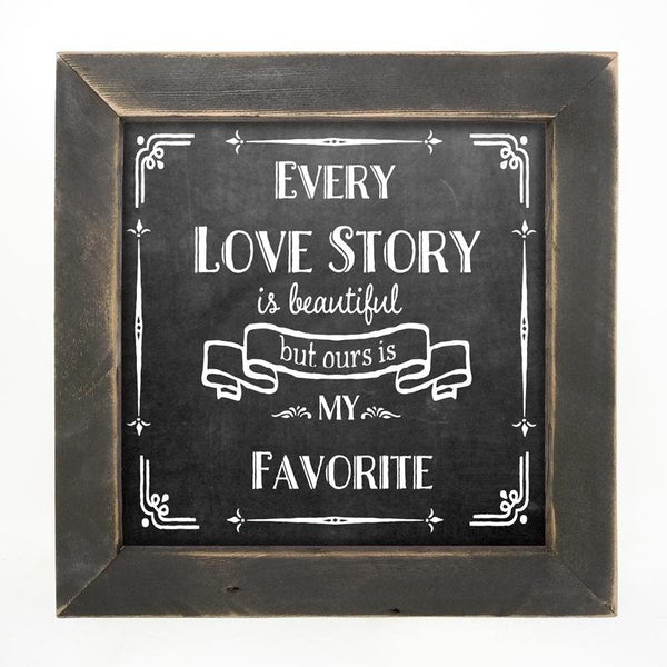 Chalk - Every Love Story