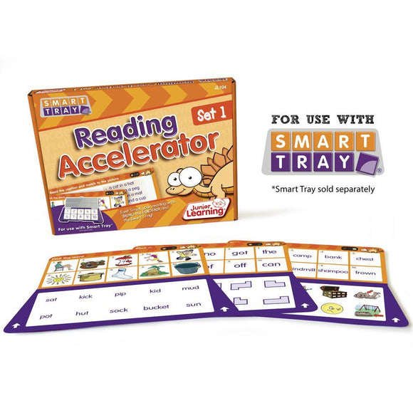 Smart Tray - Reading Accelerator (Set 1)