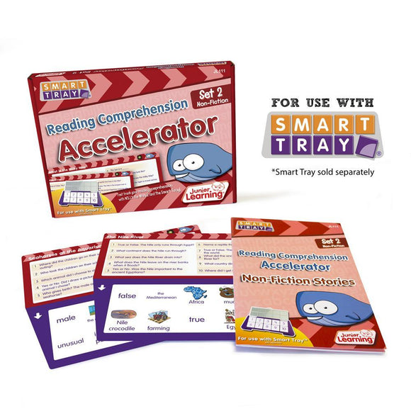 Smart Tray - Reading Comprehension (Set 2)