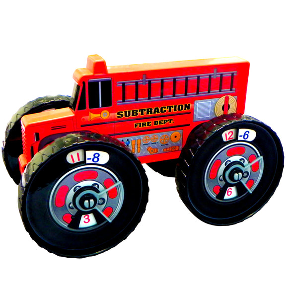 Subtraction Firetruck