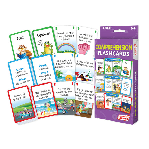 Comprehension Flashcards