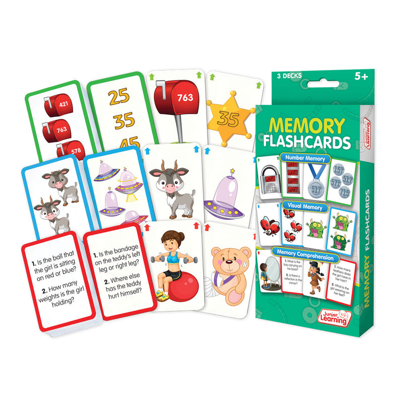 Memory Flashcards