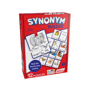 Synonym Puzzles