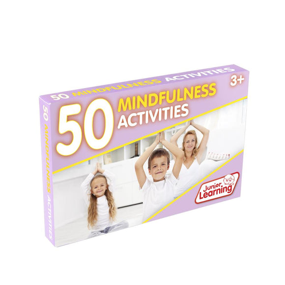 50 Mindfulness Activities