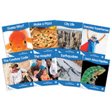 Fantail Readers Level 5 - Blue Non-Fiction (Set of 6)