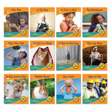 Letters & Sounds Phase 2 Set 2 Non-Fiction - 6 Pack