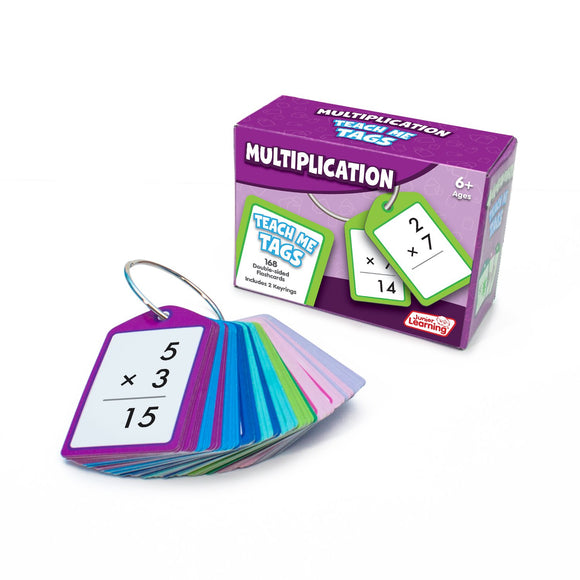 Multiplication Teach Me Tags