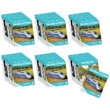 Fantail Readers Level 8 - Turquoise Non-Fiction (6-Pack)