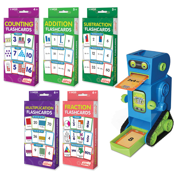 Flashbot Numeracy Set