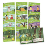 Letters and Sounds Phase 4 Set 2 Fiction - 6 Pack