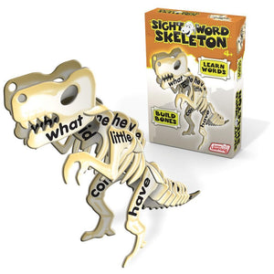 Sight Word Skeleton