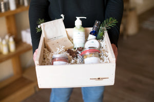 Found Herbal Favorites Gift Set