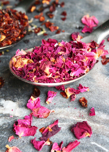 EVENT: Make Your Own Flower Bath, Aromatherapy Roll On & Body Balm