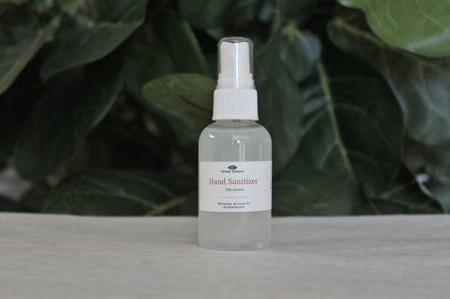 70% Alcohol Hand Sanitizer 2 oz.