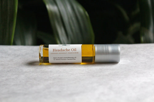 Headache Oil