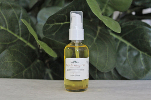 Kava Massage Oil