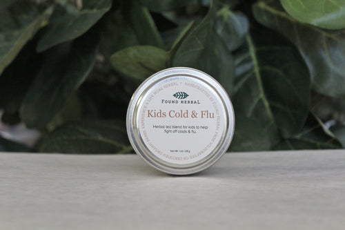 Kids Cold & Flu Tea
