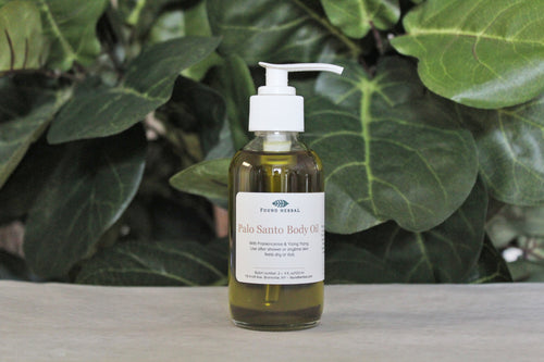 Palo Santo Body Oil
