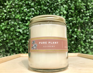 Universal Love Rose Quartz Candle