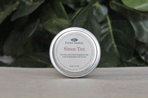 Sinus Tea