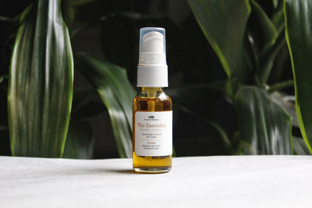 The Essential Facial Oil