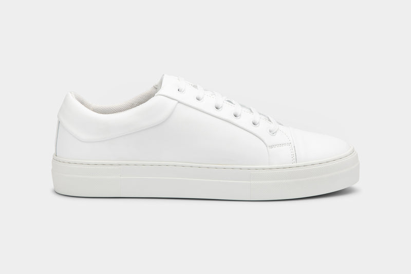 Low Top - Elevated White