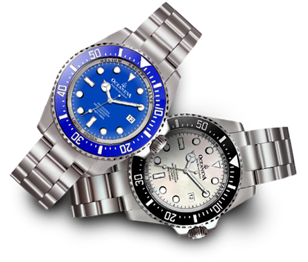 Oceaneva Extraordinary Dive Watches