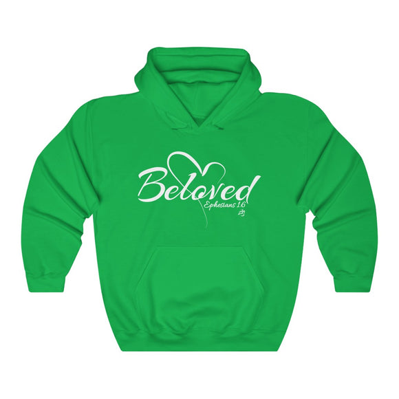 """Beloved"" Heavy Blend™ Women's Hoodie"