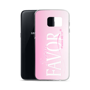 """I am FAVOR"" Samsung Phone Case"