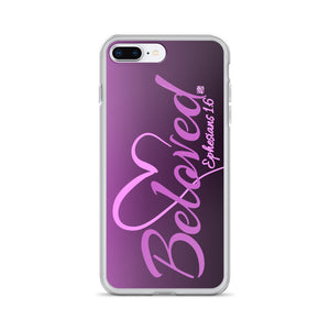 """Beloved - Ephesians 1:6"" Apple iPhone Case"