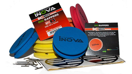 How to tify up your tackle box with Inova Rig Rappers