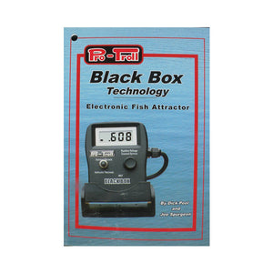 Black Box Fishing Techniques Book - LURE ME - Online Fishing Tackle.