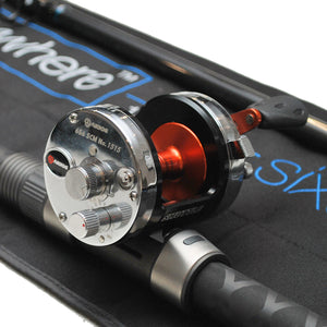 Akios Shuttle 656 SCM - LURE ME - Online Fishing Tackle.