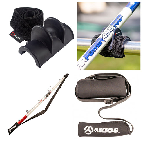 Akios Fishing Rod Carry and Guard Rod Holder