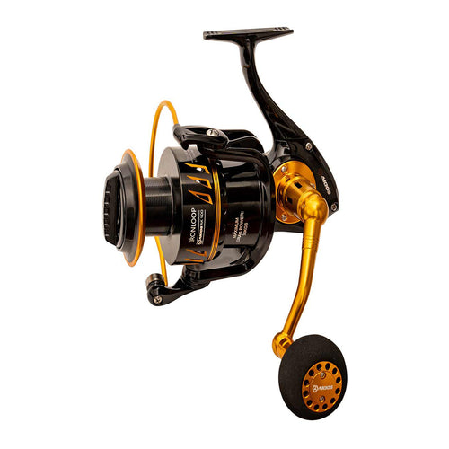 Akios Ironloop AK100 Big Drag Spinning Reel