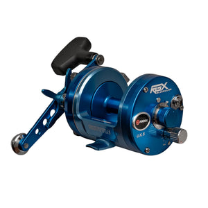Akios Shuttle 666 RGX Bluemillion Limited Edition Reel