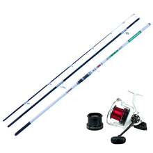 Surf Casting Combo - Akios Airloop R8 and AirTorque Surf Rod - LURE ME - Online Fishing Tackle.