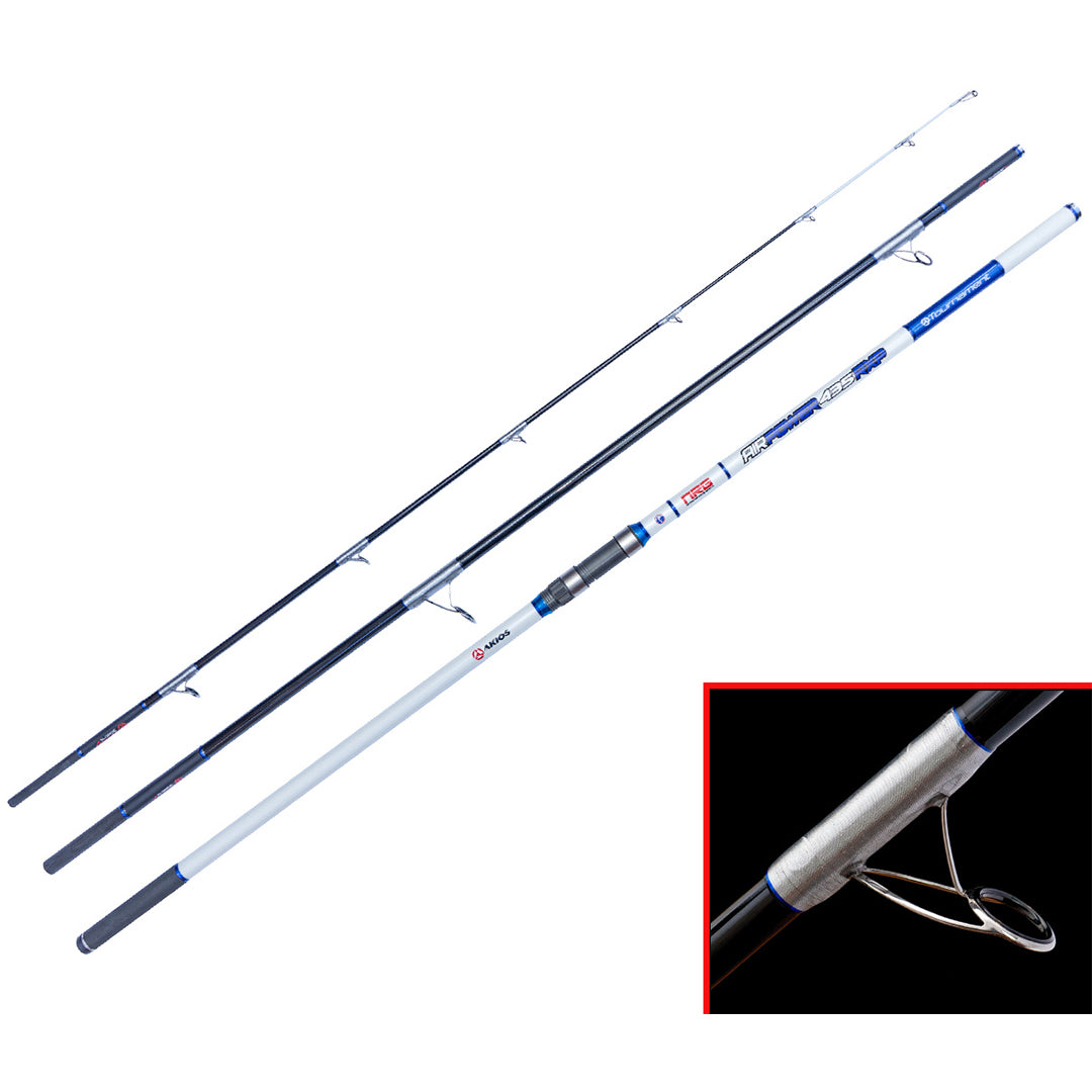 Akios AirPower 435 RXP Continental Surf Rod