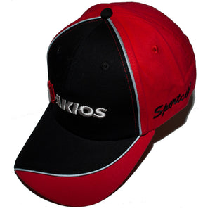 Akios Baseball Fishing Cap - LURE ME - Online Fishing Tackle.