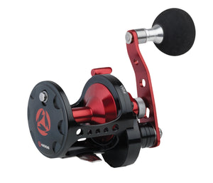 Akios Orion 121LD Left Handed Lever Drag Reel - LURE ME - Online Fishing Tackle.
