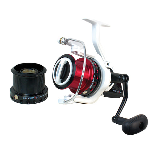 Akios Airloop R8 Spinning Reel - LURE ME - Online Fishing Tackle.