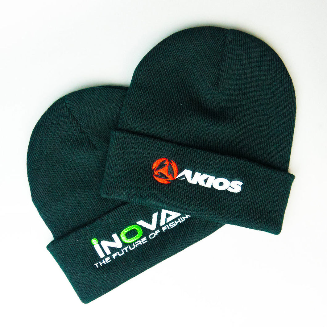 Akios / INOVA Fishing Beanie - LURE ME - Online Fishing Tackle.