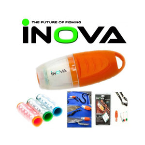 INOVA Bait Binder - Bait Elastic Dispenser - LURE ME - Online Fishing Tackle.