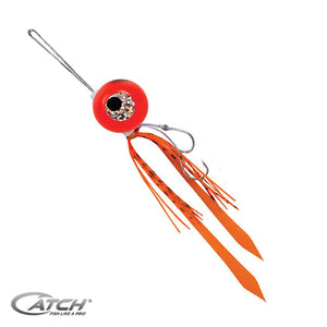 Catch Freestyle Kabura Slider Jig - Red Ripper (60 - 100 gram) - LURE ME - Online Fishing Tackle.