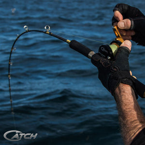 Catch Pro Series JG6000 Jigging Reel - LURE ME - Online Fishing Tackle.