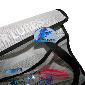 Richter Lures Game Fishing Lure Bag - LURE ME - Online Fishing Tackle.
