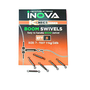 INOVA Boom Swivel - LURE ME - Online Fishing Tackle.