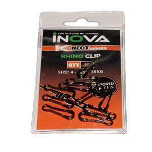 INOVA Rhino Clips - LURE ME - Online Fishing Tackle.